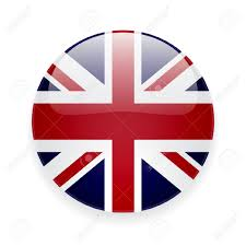 british flag clipart round pencil and in color british flag