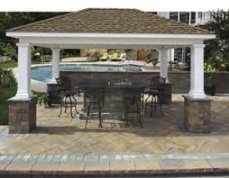 Pre Made Pergola by Cambridge Pavingstones Put Your Best Foot Forward As You Step Up