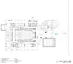 Sopranos House Floor Plan by Coop Himmelb L Au U0027s House Of Music Concert Hall In Aalborg Denmark