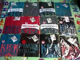 Bisnis Baju Quiksilver baju kaos distro murah bandung berbagai brand terkenal dunia