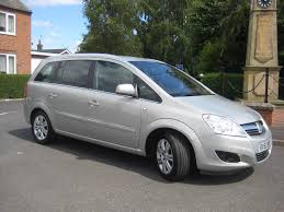used vauxhall zafira cars for sale motors co uk