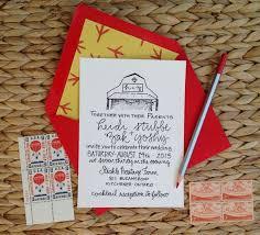 wedding invitations kitchener 1835 best barn wedding invitations images on barn