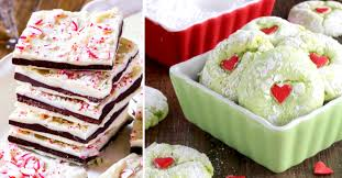 41 easy creative and tasty christmas treats that you can make