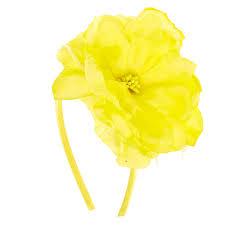 yellow headband yellow hibiscus flower headband s us