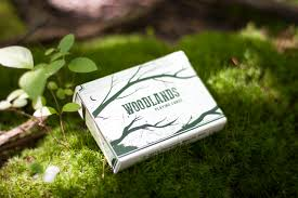 woodlands cards 3 pack