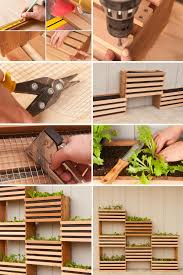 Diy Ideas For Small Spaces Pinterest Diy Vertical Garden For Small Spaces