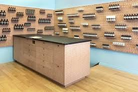 workbench with pegboard and light workbench with pegboard create a one stop workshop in your garage
