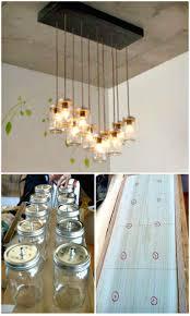 jelly jar light fixture lighting diy mason jar lights best ideas to light up your home