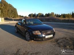 audi tt 2002 convertible 1 8l petrol manual for sale nicosia