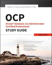 ocp oracle database 12c administrator certified professional