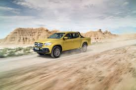 production 2018 mercedes benz x class unveiled benz forgets