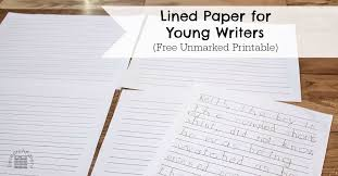 printable lined paper with dotted midline lined paper for young writers free printable pre school and writer