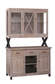 lexington furniture china cabinet lexington 3 door china hutch with touch lighting wire baskets from