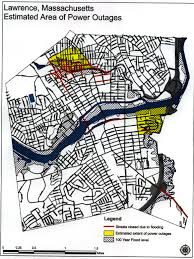 Lowell Massachusetts Map by 2006 Flood Lawrence Massachusetts Index Page