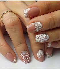 145 best bridal nails images on pinterest pretty nails nail art
