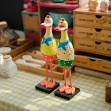 Duck Home Decor Compare Prices On Wooden Duck Home Decor Online Shopping Buy Low