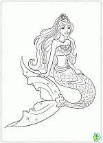 coloring pages barbie mermaid pin by adam thompson on color time barbie pinterest