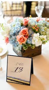 Blue Wedding Centerpieces by Best 25 Low Wedding Centerpieces Ideas On Pinterest Low