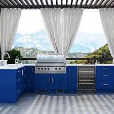 electric blue kitchen cabinets kitchen cabinets costco