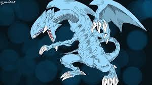 blue eyes white dragon wallpaper