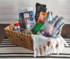 Man Gift Basket Wonderfully Made Gift Guide Diy Shave Kit And Gift Basket For Men