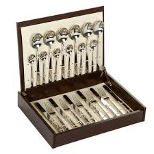 Cutlery Sets Buy Cutipol Bauhaus Flatware Set 24 Piece Amara