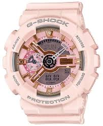 pink bracelet watches images G shock women 39 s analog digital light pink bracelet watch 49x46mm tif