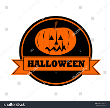 halloween banner template jack o latern stock vector 157466255