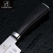 daomaochen kitchen knives slicing knives 7 inch high quality steel
