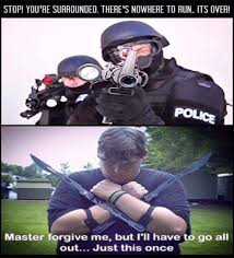 Meme Ninja - i ll have to go all out mall ninja know your meme