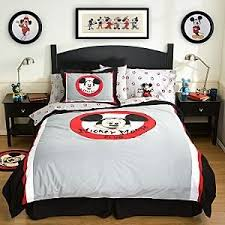 Mickey Mouse Bed Sets The Best Mickey Mouse Bedding Sets Sheets Bedspreads Comforters