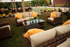outdoor furniture rental don t forget furniture at your wedding united with