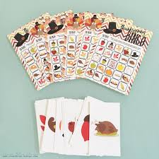 free thanksgiving bingo family printable downloads