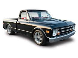 chevy truck with corvette engine 68 chevy c10 this is the truck is rebuilding work