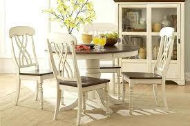 round farmhouse dining table white farm dining table round farmhouse table white farm style