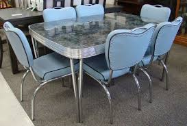 1950s Kitchen Furniture Still In Production After Nearly 70 Years Acme Chrome Dinettes