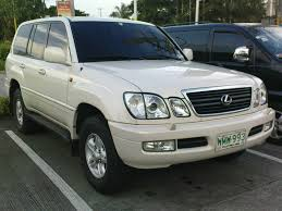 lexus lx 470 car price lexus lx 470 information and photos momentcar