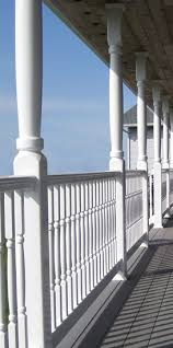 vinyl porch post sleeves fairway architectural railing solutions