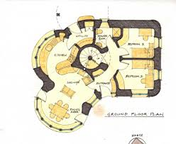 up house floor plan cob house floor plans small spiral home from the owner built