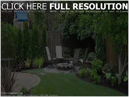 backyards bright simple landscape backyard design home ideas and