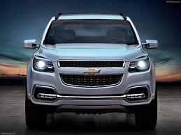 chevrolet trailblazer concept 2011 pictures information u0026 specs