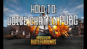 pubg voice chat not working how to changing voice chat in pubg voice channels and muting