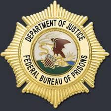 federal bureau of federal bureau of prisons badge enforcement officer leo