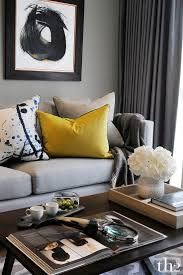 Gray And Gold Living Room by 363 Best Black White U0026 Accent Colors Images On Pinterest Home