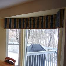 Mock Roman Shade Valance - roman valance mounted over window mock roman blinds sew mock