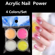 popular pink and white powder nails buy cheap pink and white