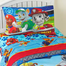 Bed Sheet Set Nickelodeon Paw Patrol Twin Sheet Set