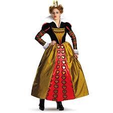 alice wonderland red queen halloween costume walmart