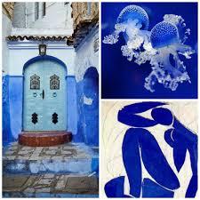 blue color palette cobalt blue