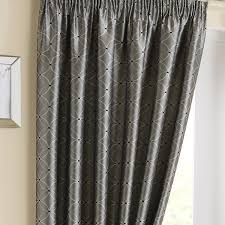 Pencil Pleat Curtains Tuscany Silver Pencil Pleat Curtains Pencil Pleat Curtains